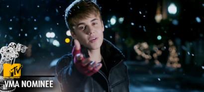 "Justin Bieber ""Mistletoe"""