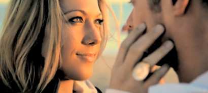 "Colbie Caillat ""I never told you"""