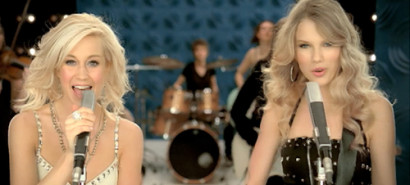 "Kellie Pickler/Taylor Swift ""Best Days"""